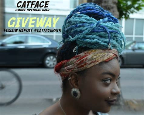Hair Giveaway 2014 - catfacehair instagram giveaway catface blog