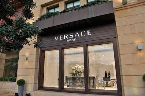 versace home boutique opens in downtown beirut lebanon