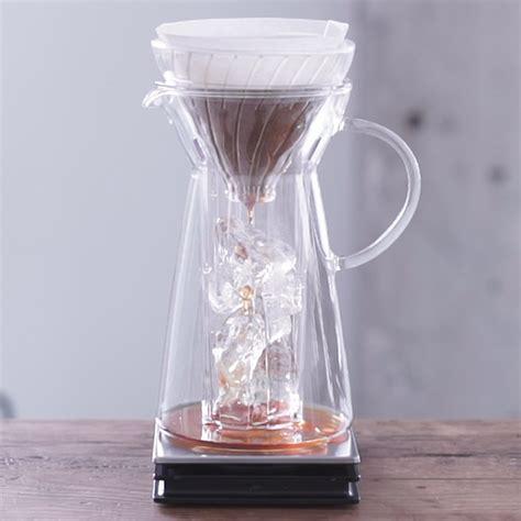 V60 Glass Iced Coffee Maker   HARIO Co., Ltd.