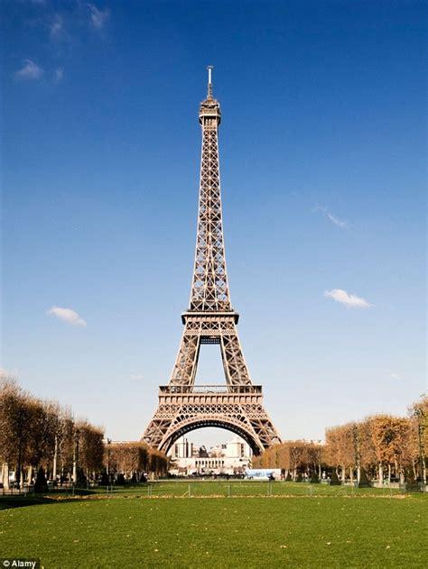 eifel tower eiffel tower visitors warned they re breaking law taking