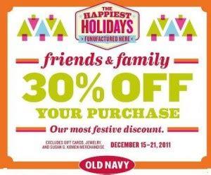 old navy coupons jingle old navy 30 off printable coupon jingle jammies 4 90