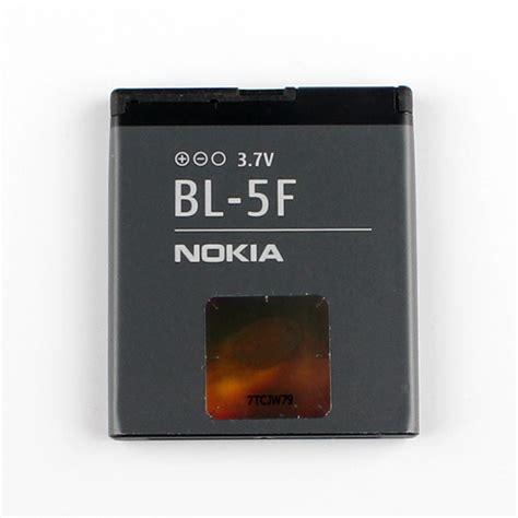 original nokia bl 5f phone battery for nokia n96 n95 n98