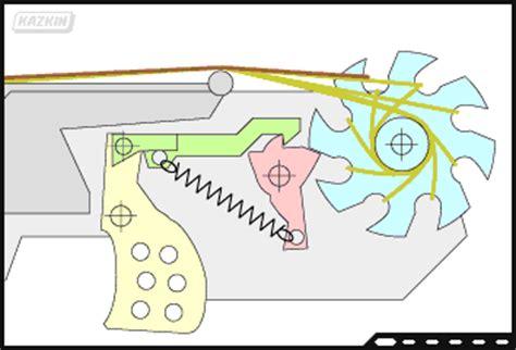 Pattern Energy Revolver | fullmetal rubber band gun