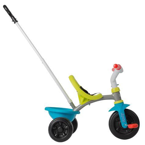 smoby driewieler kinderen  move smoby blauwgroen decathlonnl