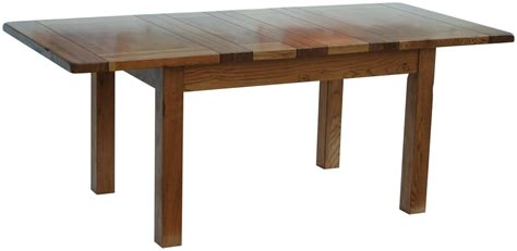 dining table for 6 with leaf ridgeway oak 4 6 quot extendable table 2 leaf dining