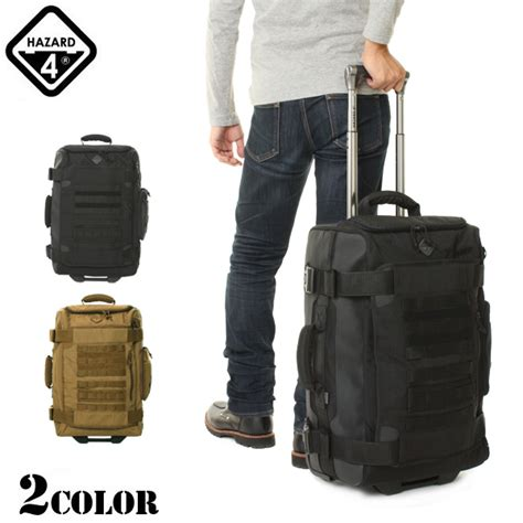 rugged carry on luggage select shop wip rakuten global market unlike the common hazard4 hazard 4 air support