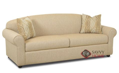sleeper sofas chicago chicago fabric full by savvy is fully customizable by you
