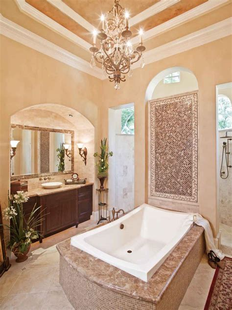 master bathtubs bathroom lighting fixtures hgtv