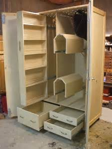 tack armoire tack box by grantman lumberjocks woodworking