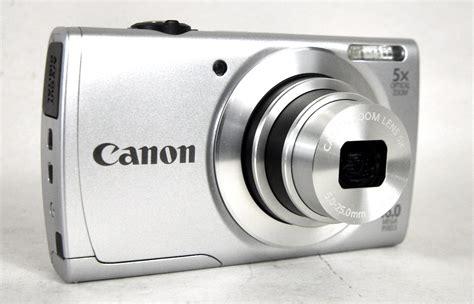 Bekas Kamera Canon Powershot A2500 canon powershot a2500 canon