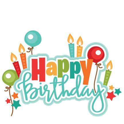 birthday clipart best 25 birthday clipart ideas on happy