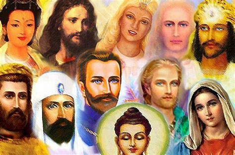 Ascended Master the spiritual psychology the ascended masters