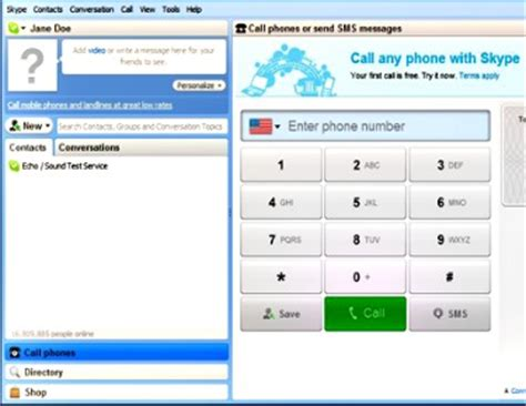 skype mobile software voip softphone voip pc to phone software