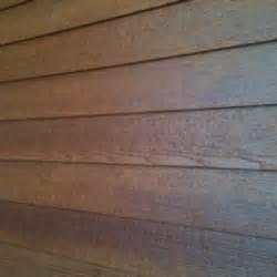 certainteed faux wood siding
