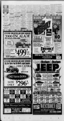 Monicatti Chrysler by Detroit Free Press From Detroit Michigan On October 17