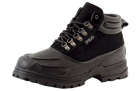 fila boots for fila s weathertec fashion winter boots shoes ebay