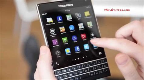 blackberry reset video blackberry passport hard reset how to factory reset