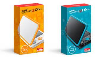 2ds colors nintendo announces new 2ds xl handheld japan gets