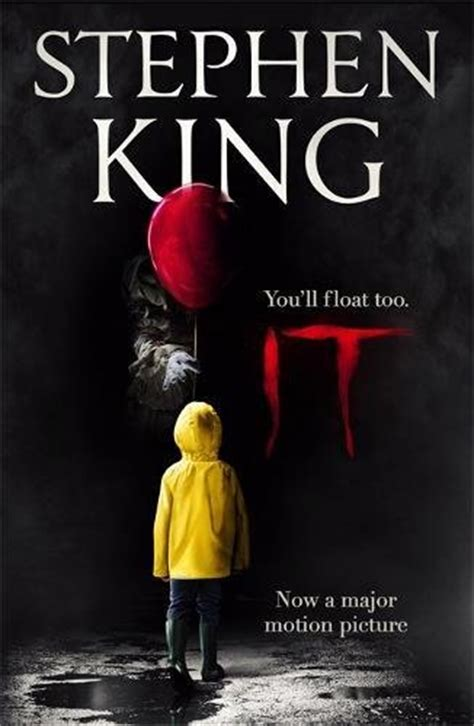 it tie in edition of stephen king s it by stephen