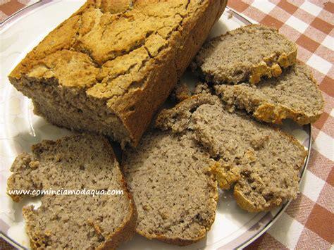 pane per celiaci fatto in casa pane senza glutine con farina di riso e grano saraceno