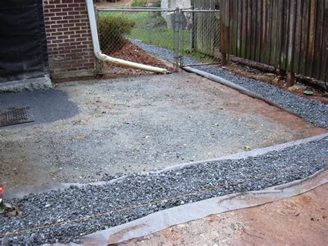 drainage ditch in backyard backyard drainage ditch outdoor furniture design and ideas