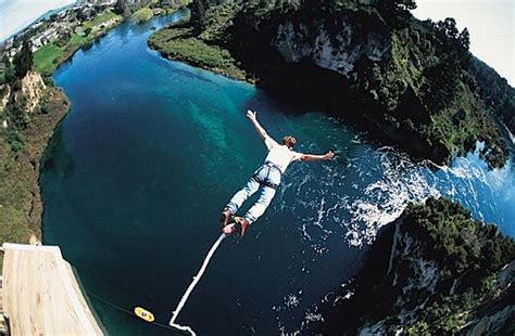 new jump bungee jumping in new zealand