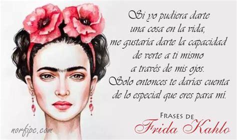 imagenes y frases de amor frida kahlo frases y poemas de amor de frida kahlo