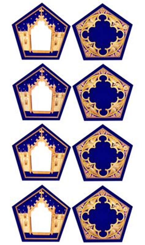 Harry Potter Chocolate Frog Card Template by Chocolate Frog Box Template This Site Also Has Chocolate