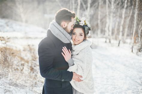 Hochzeit Im Winter by Winter Wedding Hochzeit Im Winter Heiraten