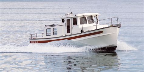 trailer trawler boats pocket trawlers five for value and versatility www