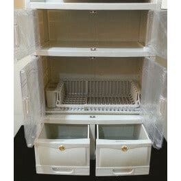 Lemari Plastik Colby tanah air furniture