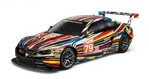 jeff koons x bmw car model