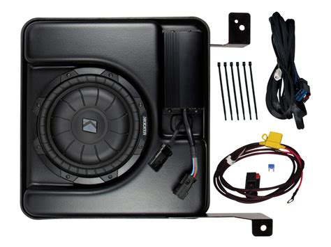 kicker ssicre substage powered subwoofer upgrade kit