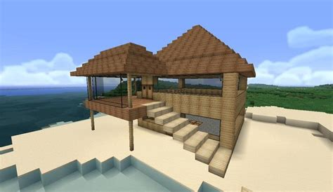 easy to build houses minecraft easy to build modern house google search