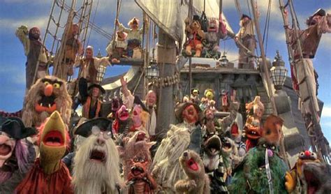 Muppet Treasure Island Cabin Fever by Review Muppet Treasure Island The Great