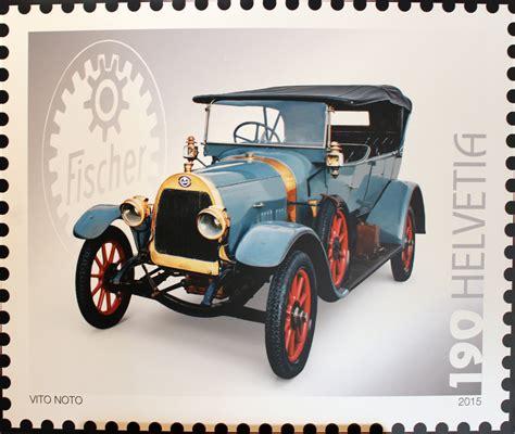 Schweiz Briefmarken 2015 Alte Schweizer Autos Auf Neuen Schweizer Briefmarken R 252 Ckblick Swissclassics Revue