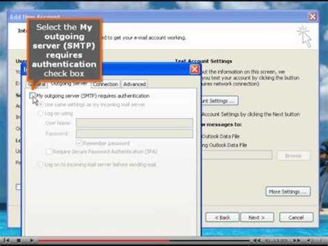 microsoft outlook 2010 backup tutorial youtube microsoft outlook 2010 pop3 email setup tutorial youtube