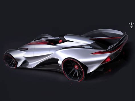 maserati concept cars soccer supercar concepts lionel messi maserati concept