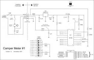 rv tank level monitor wiring diagram rv free engine image for user manual