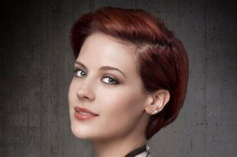 short hairstyle over the ears longer in the back the 41 ultimate short hairstyles for long faces