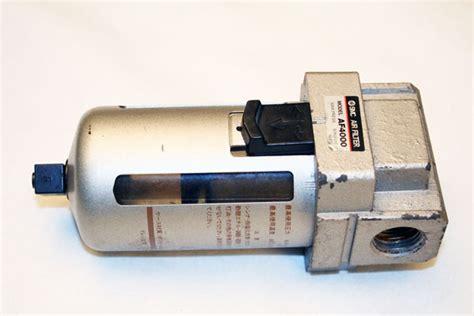 Smc Af4000 03 Pneumatic Air Filters used smc af4000 air filter