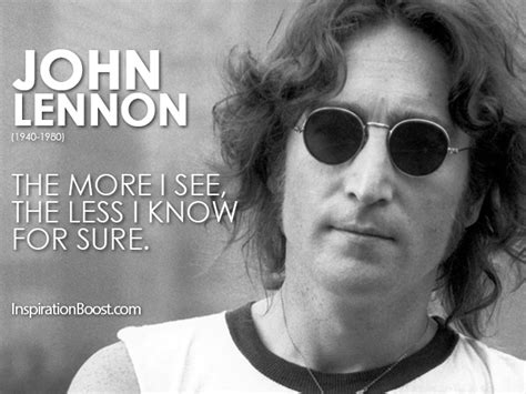 john lennon very short biography inspiring quotes john lennon quotesgram