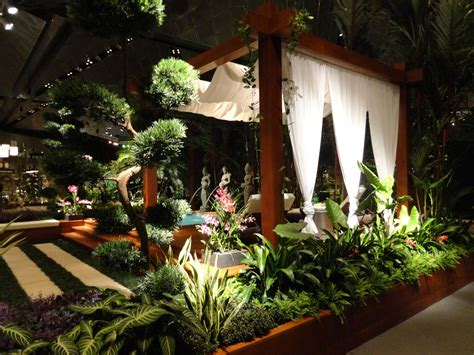 the philadelphia flower show blog a behind the scenes