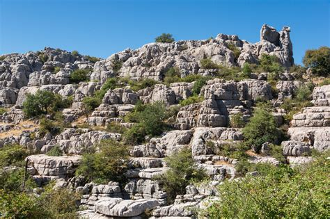 rocks in spanish file rocks el torcal de antequera karst 7 andalusia spain