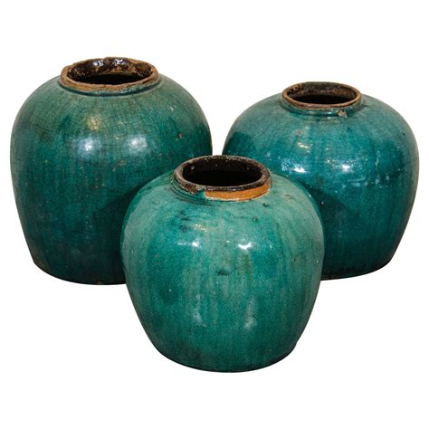 chinese ginger jars antique chinese ceramic ginger jars at 1stdibs