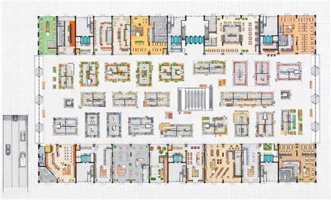 1 Market Floor Plans by Market Floor Plan Markthall Rotterdam By Mvrdv Image