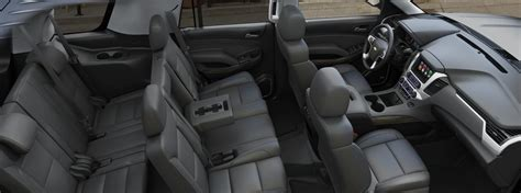 Chevrolet Tahoe Interior by 2016 Chevy Tahoe Info Specs Pictures Wiki Gm Authority
