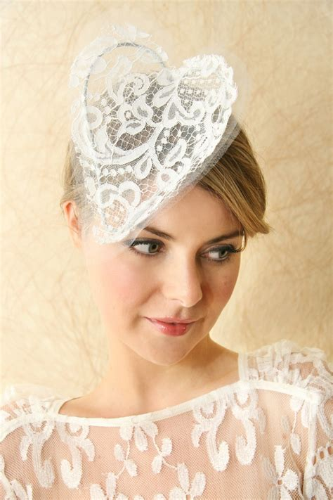 Wedding Hair Accessories Lace by Bridal Veils Hair Accessories By Suzy Orourke Lace
