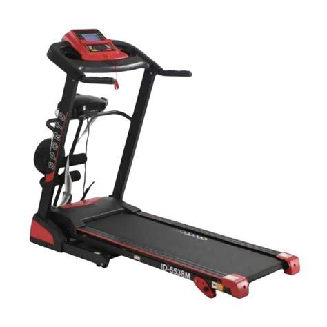 Treadmill Elektrik 4 Fungsi Bfs 5538 M Alat Olahraga Treadmill 5538m jual celebrityfitness id 5538m alat fitness treadmill elektrik hitam merah harga