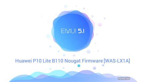 huawei p lite  nougat firmware  lxa